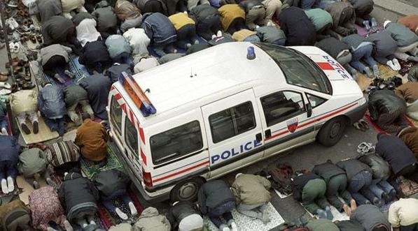 Les musulmans de France en colère !