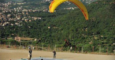 Bouzeguene : championnat national du parapente du 18 au 23 septembre