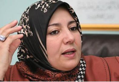 Une plainte en justice contre Naïma Salhi