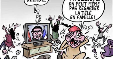 En voyage en Tunisie, Valls écorche le nom du président Essebsi en prononçant «Ezzibi» qui signifie «zizi»