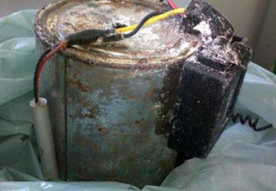 La bombe a touché des membres de la famille du journaliste Meziane Abbane