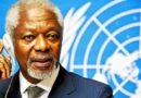 Décès de l'ancien secrétaire général de l'ONU, Kofi Annan