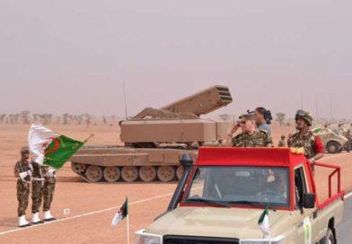L'Algérie 7eme plus grand importateur d'armes au monde, selon le GRIP