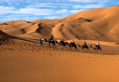 Trump suggère à l'Espagne de construire un mur au Sahara pour lutter contre l'immigration