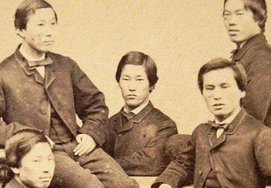 Les « cinq génies de Chôshû » et la fondation d'un État moderne au Japon