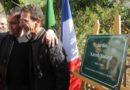Hommage: un jardin dédié à Kateb Yacine à Paris (photos)