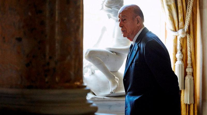 Valéry Giscard d'Estaing, confessions pour l'Histoire
