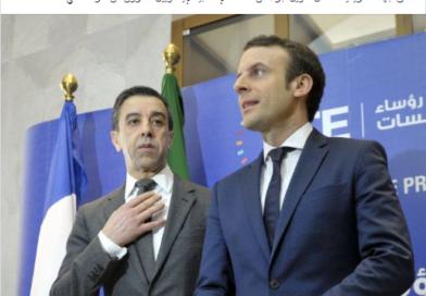 Selon une enquête Américaine : Le Pouvoir Algérien a financé Macron via Haddad