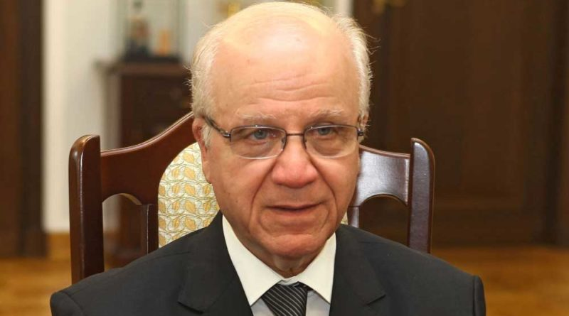 Mourad Medelci est mort
