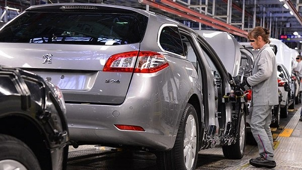 PSA Peugeot Citroën lance la réalisation de son usine de montage en Algérie