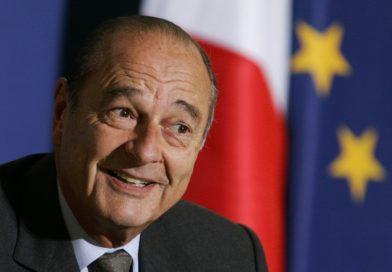 L'ancien président Français Jacques Chirac est mort