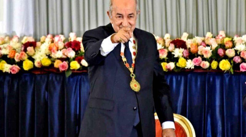 Tebboune installe un comité pour la révision de la constitution