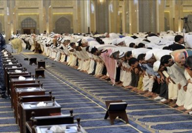 Le Koweït annule la prière du vendredi