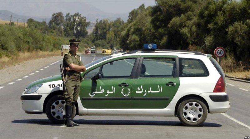 Alger: Accès interdit