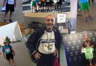 Hocine Benlahlou: Portrait d'un sportif