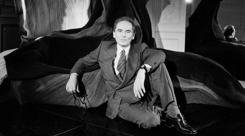 Le Célèbre couturier Pierre Cardin est mort