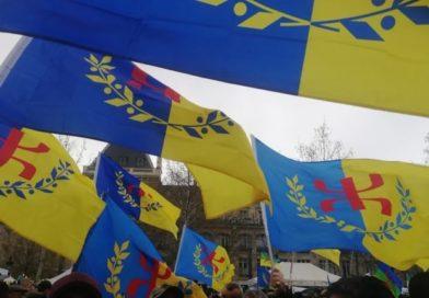 Ce 10 mars, le drapeau kabyle a 6 ans : voici ce qu'il signifie