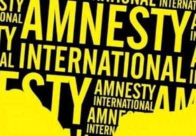 Amnesty International rompt le silence